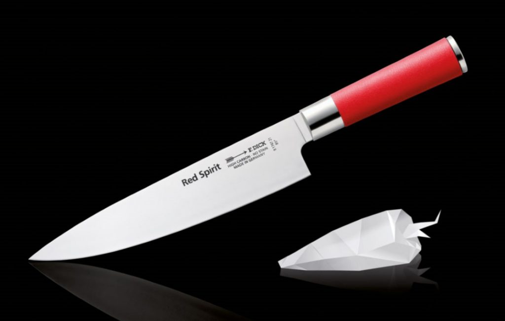 F.Dick Red Spirit Chef Knife 21cm 7